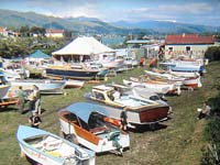 First Boat Show 1960